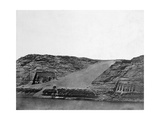 Ancient Egyptian Temples, Egypt, 1852 Giclee Print by Maxime Du Camp