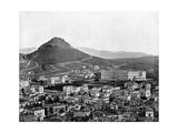 Athens, Greece, 1893 Giclee Print by John L Stoddard