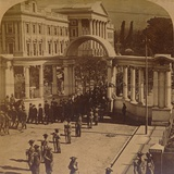 Funeral Procession of the Late Rt. Hon. Cecil Rhodes, 1902 Photographic Print