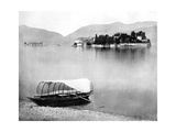 Lake Maggiore, Isola Bella, Italy, 1893 Giclee Print by John L Stoddard