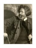 Maximilian Voloshin, Russian Poet, Early 1920S Giclee Print by Moisei Solomonovich Nappelbaum