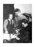 Leon Trotsky and His Family, Alma Ata, USSR, 1928 Giclee Print