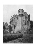 Donegal Castle, Ireland, 1924-1926 Giclee Print by W Lawrence