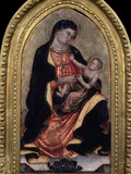 Virgin and Child, Late 13th or 14th Century Photographic Print by  Giotto