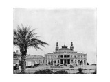 Casino, Monte Carlo, Late 19th Century Giclee Print by John L Stoddard