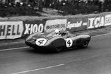 Stirling Moss in an Aston Martin Dbr1, Le Mans 24 Hours, France, 1959 Photographic Print by Maxwell Boyd