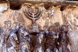 Roman Troops Carrying Away the Menorah from the Temple at Jerusalem Photographic Print
