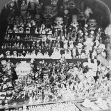 A Toy Shop in Kyoto, Japan, 1901 Photographic Print by RY Young