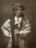 C Hayden Coffin, British Actor and Singer, 1887 Photographic Print by  Walery
