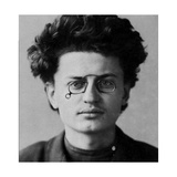 Police Photograph of Leon Trotsky, Russian Revolutionary, 1898 Giclee Print