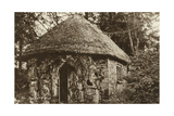 Edward Jenner's Thatched Hut, Berkeley, Gloucestershire, 20th Century Giclee Print by S Pead