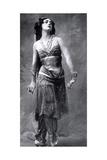 Tamara Karsavina, Russian Ballerina, 1911 Giclee Print