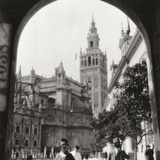 Seville Cathedral, Spain, 20th Century Photographic Print