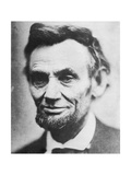 Last Photograph of Abraham Lincoln, (1809-186), April 1865 Giclee Print