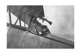 Georges Guynemer, French Fighter Ace, C1916 Giclee Print