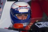 Alain Prost, British Grand Prix, Silverstone, Northamptonshire, 1989 Photographic Print