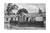 The Famous Old Blacksmith's Shop, Gretna Green, Dumfriesshire, Scotland, 20th Century Giclee Print