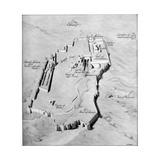 Jerusalem, 1926 Giclee Print by NA Lyon