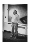 Albert Einstein, German-Swiss-American Mathematician and Physicist, 1940 Giclee Print