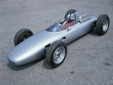 1962 Porsche Formula 1 Racing Car Photographic Print