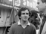 Alain Prost at the British Grand Prix, Brands Hatch, Kent, 1984 Photographic Print