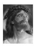 A Photographic Representation of Jesus, Early 20th Century Giclee Print by  Tornquist