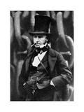 Isambard Kingdom Brunel, British Engineer, 1857 Reproduction procédé giclée par Robert Howlett