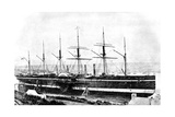 SS Great Eastern, 1859 Giclee Print