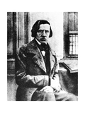 Frédéric Chopin, Polish Pianist and Composer, 1849 Giclee Print by Louis-Auguste Bisson