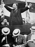Theodore Roosevelt, American President, 1901-1909 Photographic Print