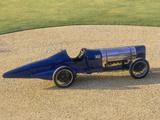 1920 Sunbeam 350 Hp Racing Car Fotografisk tryk
