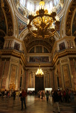 Interior, St Isaac's Cathedral, St Petersburg, Russia, 2011 Photographic Print by Sheldon Marshall