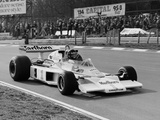 James Hunt in Mclaren-Ford M23, Brands Hatch, Kent, 1977 Photographic Print