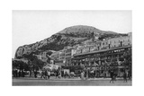 Casemates Square, Gibraltar, Early 20th Century Giclee Print by VB Cumbo