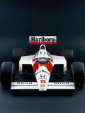 1988 Mclaren Honda Mp4/4 Photographic Print