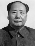 Mao Zedong, Chinese Communist Revolutionary and Leader, C1950S Photographic Print