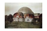 First Goetheanum, Front (Sout) View, Dornach, Switzerland, 1922 Giclee Print