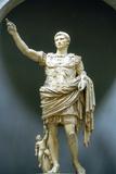 Augustus Caesar, First Roman Emperor Photographic Print