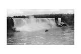 American Falls, Niagara Falls, New York, USA, C1930s Giclee Print by Marjorie Bullock