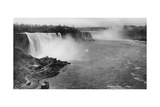 Niagara Falls, USA and Canada, C1930s Giclee Print by Marjorie Bullock