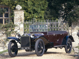 A 1926 Lancia Lambda 6th Series Photographic Print