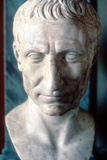 Julius Caesar, Roman Soldier and Statesman, 50 Bc Photographic Print
