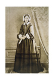 Florence Nightingale, English Nurse and Hospital Reformer, C1850S Giclee Print