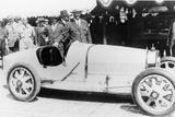 Ettore Bugatti Photographic Print