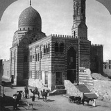 Tomb Mosque of Sultan Kait Bey, Cairo, Egypt, 1905 Photographic Print