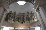 Organ, Lutheran Cathedral, Helsinki, Finland, 2011 Photographic Print by Sheldon Marshall