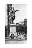 Monument to Charles XII, Gardens Behind the Royal Opera House, Stockholm, Sweden, C1923 Giclee Print