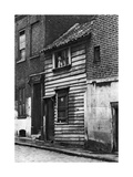 An Old Wooden House in St John's Hill, Shadwell, London, 1926-1927 Giclee Print by  Whiffin