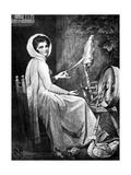 Lady Emma Hamilton (1765-181), 19th Century Giclee Print by  Romney