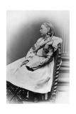 Grand Duchess Vera Constantinovna of Russia, C1861-C1865 Giclee Print